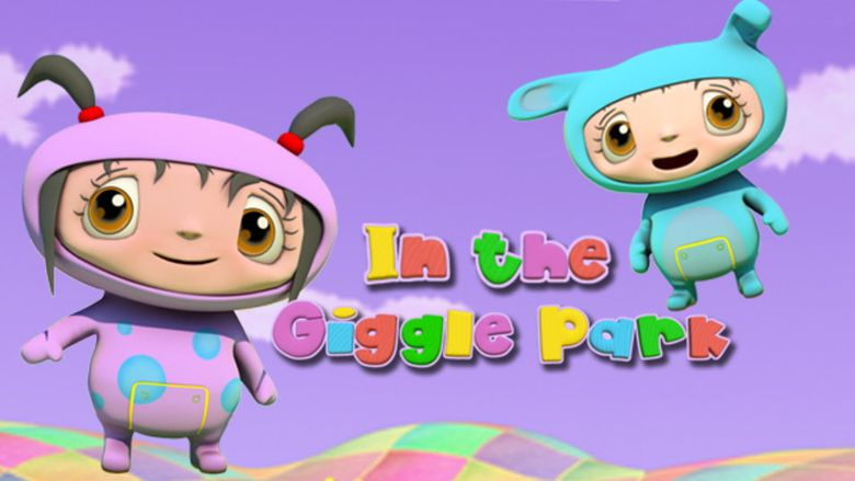 In the Giggle Park Poster