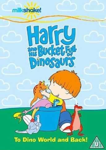 Harry and His Bucket Full of Dinosaurs Poster