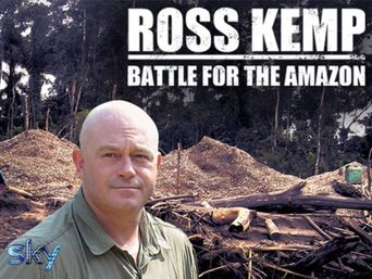 Ross Kemp: Back on the Frontline Poster