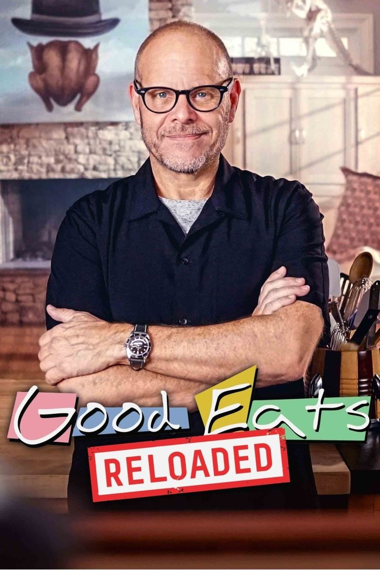 Good Eats: Reloaded Poster
