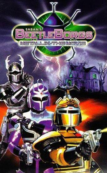 Big Bad Beetleborgs Poster