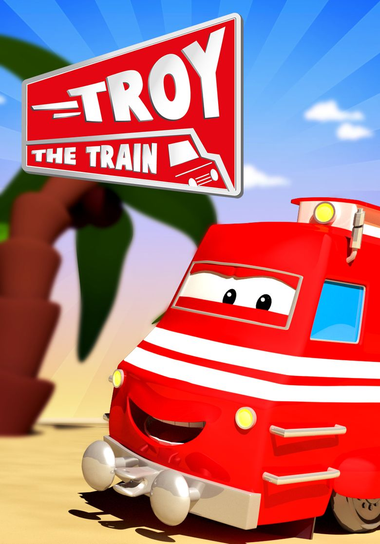 Watch Troy The Train of Car City