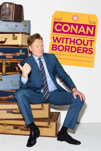 Conan Without Borders Poster