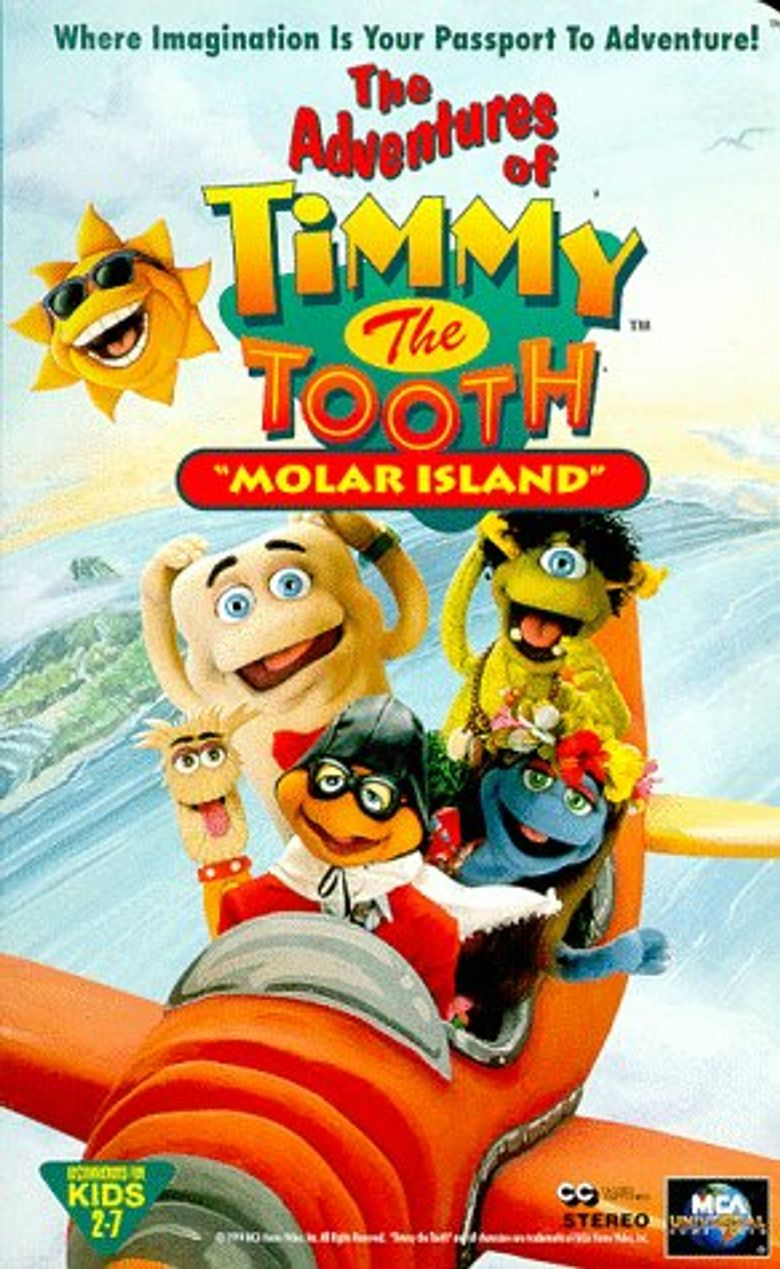 The Adventures of Timmy the Tooth Poster