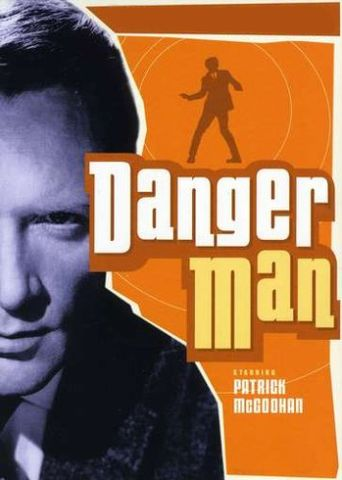 Danger Man Poster