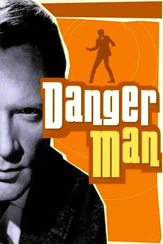 Danger Man Poster