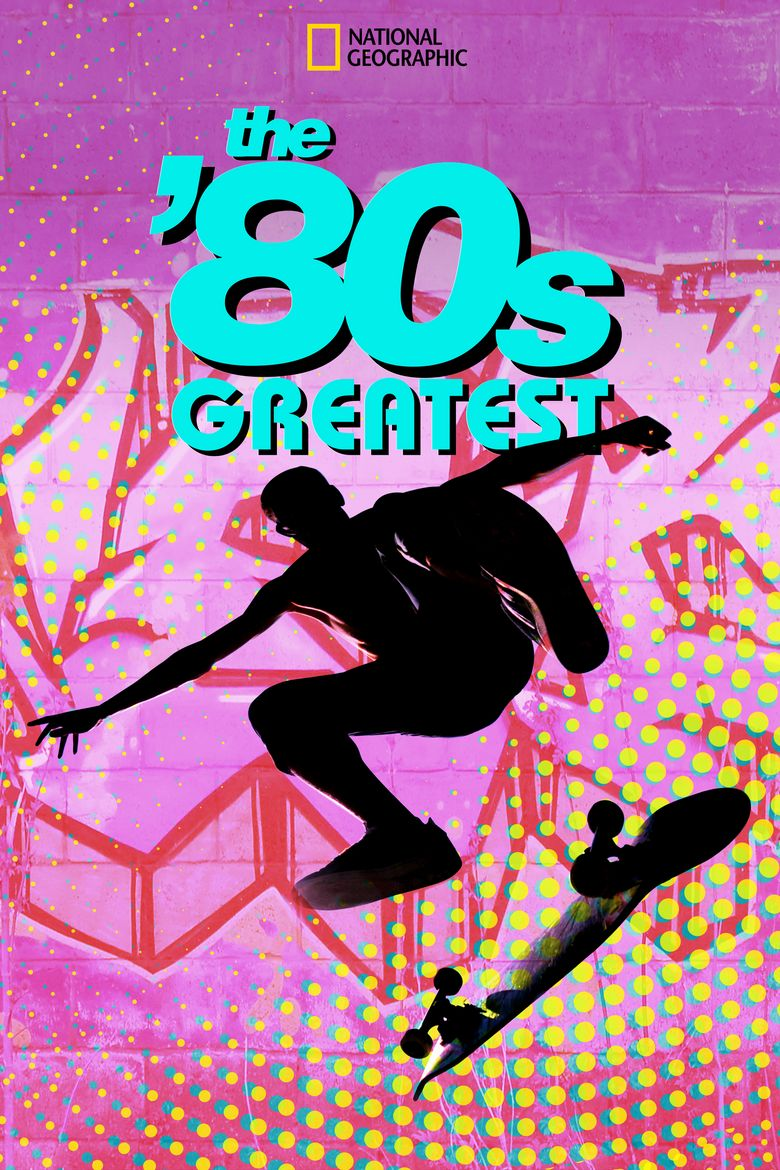 The '80s Greatest (US) Poster