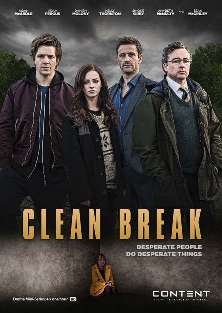 Clean Break Poster