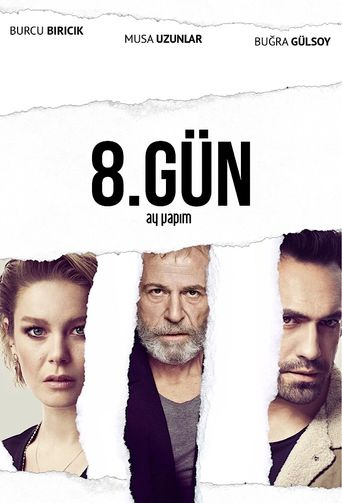 8th Day Poster