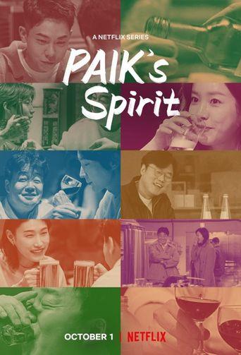 Paik's Spirit Poster