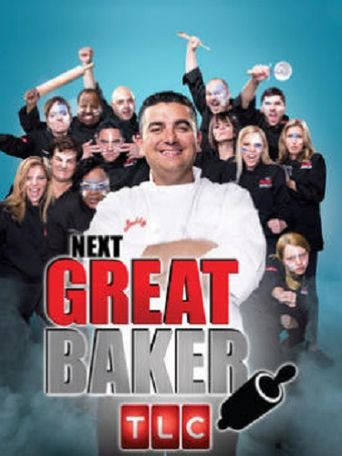Next Great Baker Poster