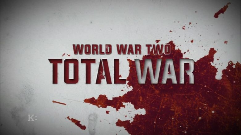 WWII: Total War Poster