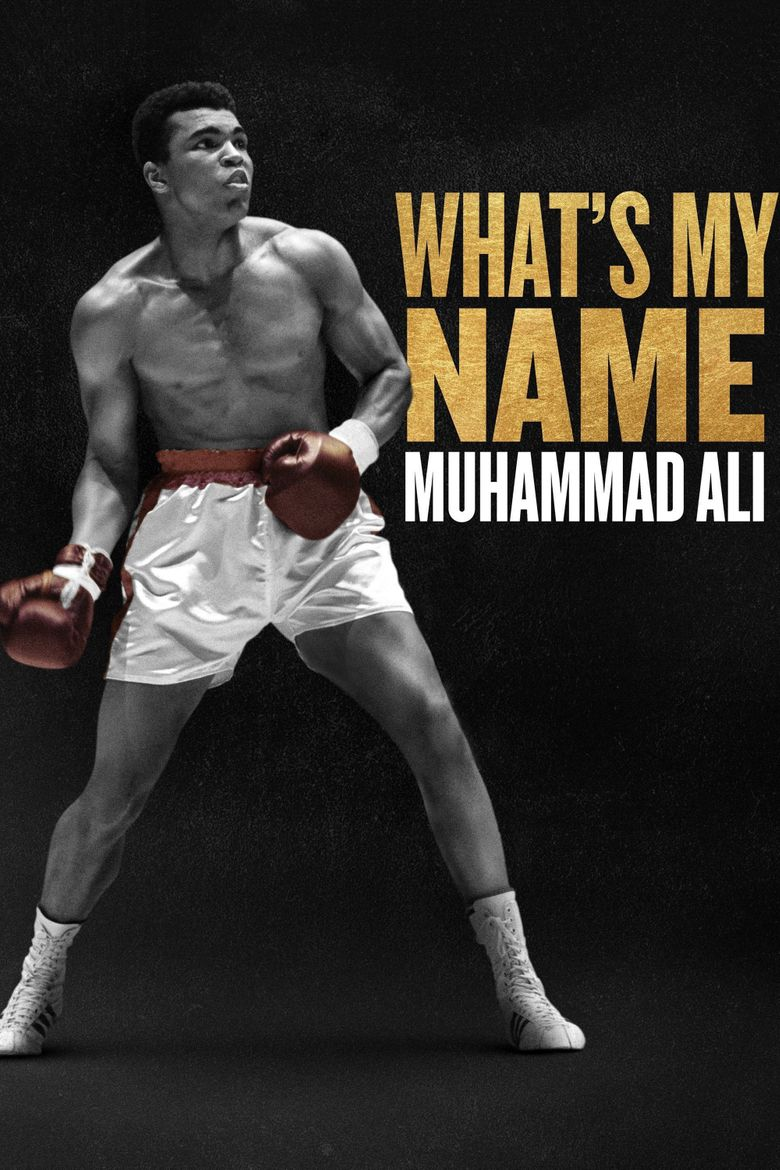 What's My Name | Muhammad Ali Poster