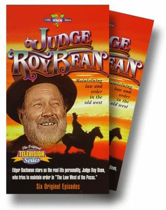 Judge Roy Bean Poster