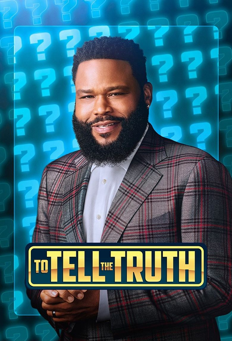 To Tell the Truth Poster