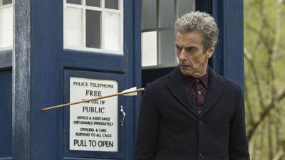 Season 08, Episode 03 Robot of Sherwood