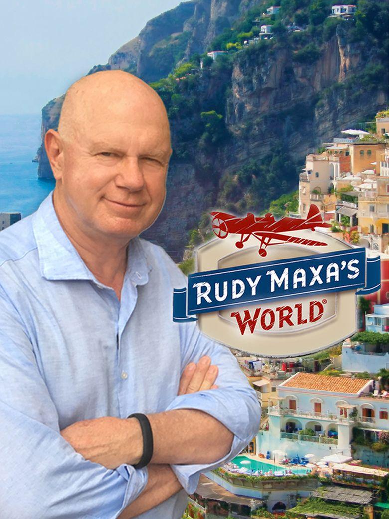 Rudy Maxa's World Poster