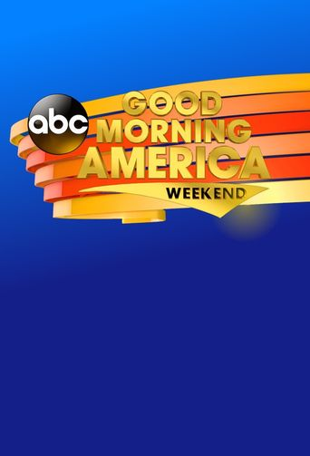 Good Morning America Weekend Poster