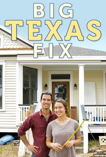 Big Texas Fix Poster