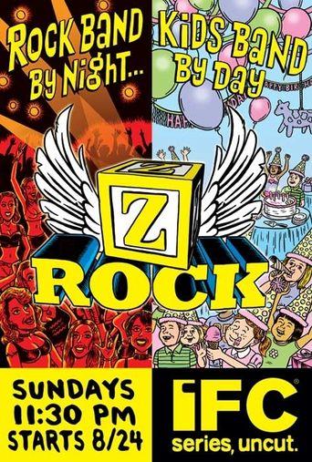 Z Rock Poster