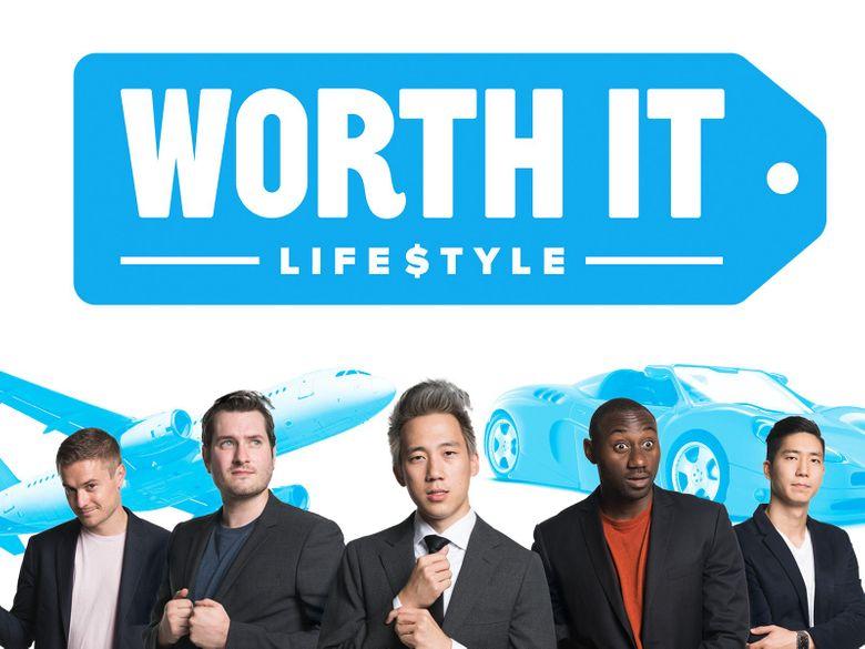Worth It: Lifestyle Poster