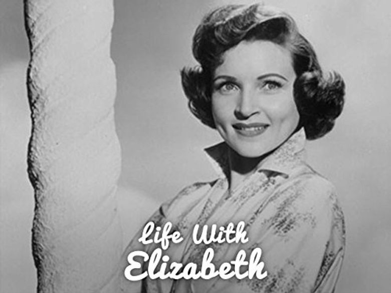 Life with Elizabeth Poster