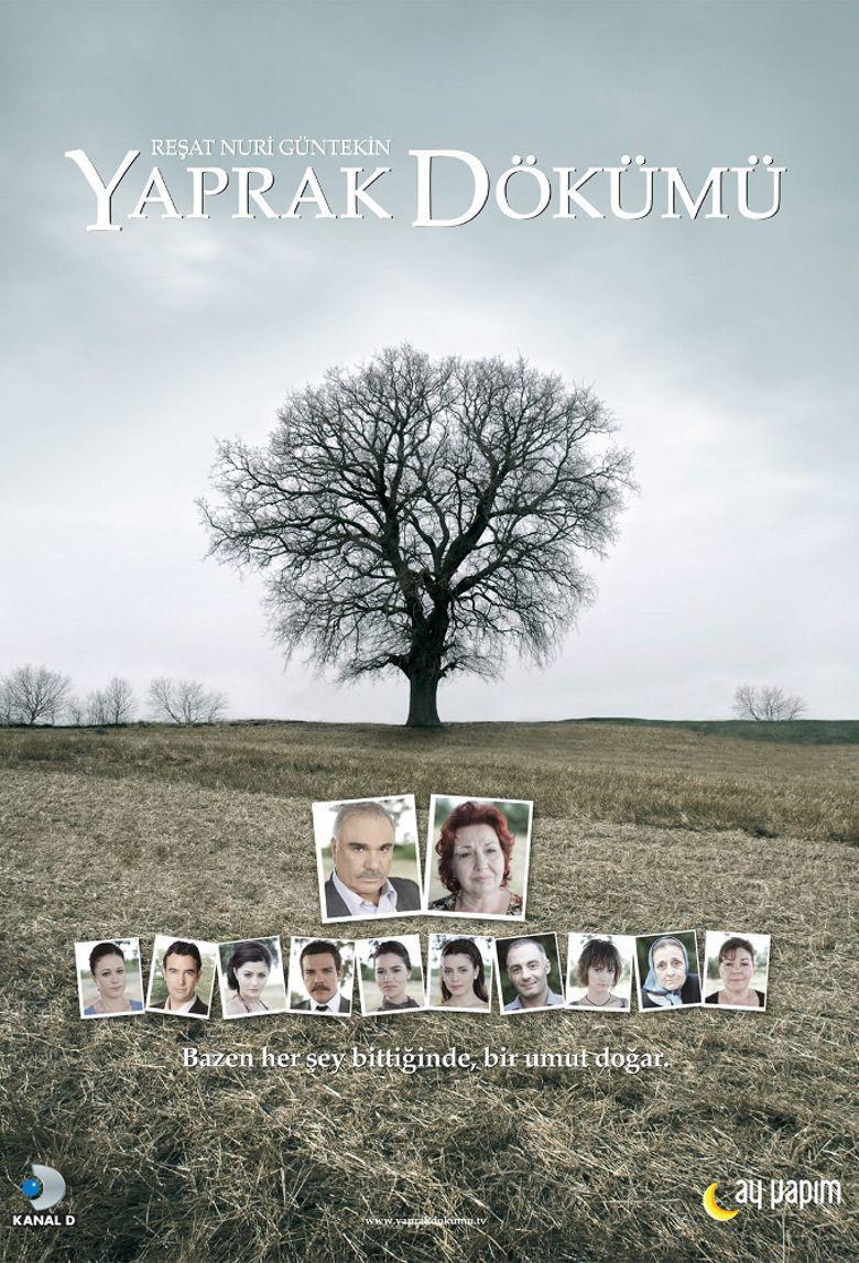 Yaprak Dökümü Poster