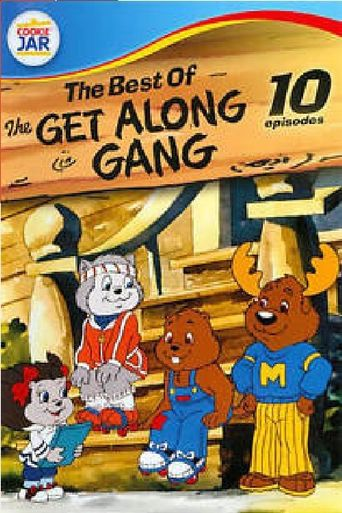 The Get Along Gang Poster