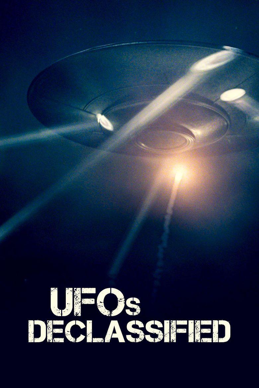 UFOs Declassified Poster