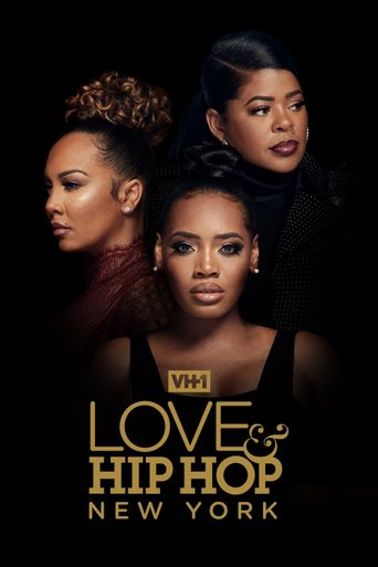 Love & Hip Hop New York Poster