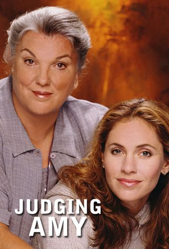 Judging Amy Poster