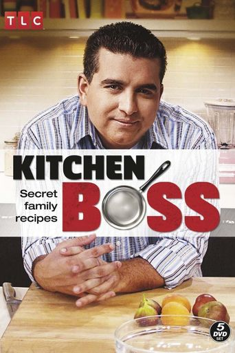 Kitchen Boss Poster