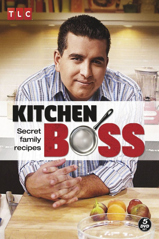 Kitchen Boss Poster