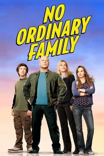 Watch No Ordinary Family