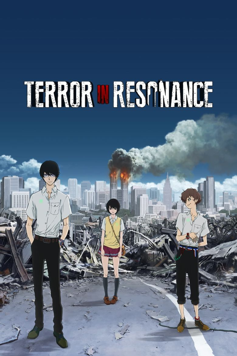 Terror in Resonance Poster