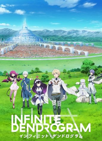 Infinite Dendrogram Poster