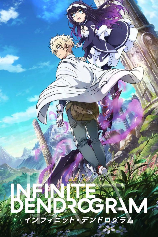 Infinite Dendrogram Poster