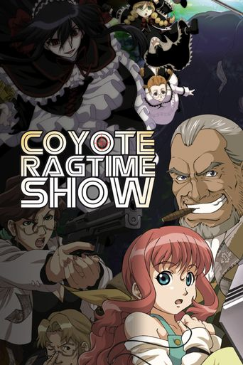 Coyote Ragtime Show Poster