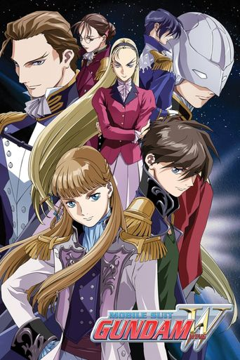 Watch Mobile Suit Gundam Wing