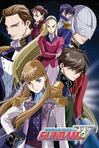 Watch Mobile Suit Gundam Wing