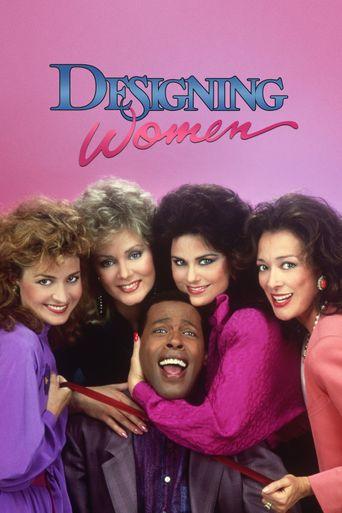 Designing Women Poster