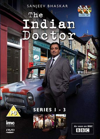 The Indian Doctor Poster