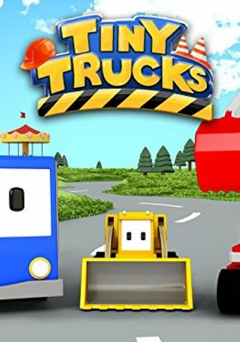 Tiny Trucks Poster
