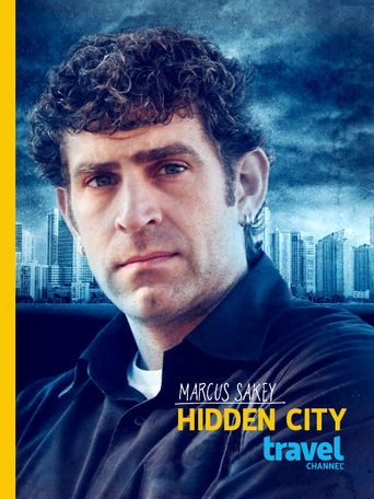 Hidden City with Marcus Sakey Poster