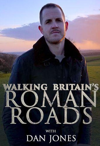 Walking Britain's Roman Roads Poster
