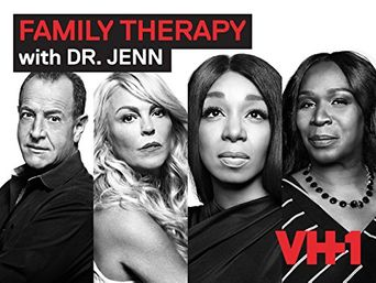 Family Therapy With Dr. Jenn Poster