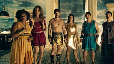 Season 01, Episode 01 Olympus