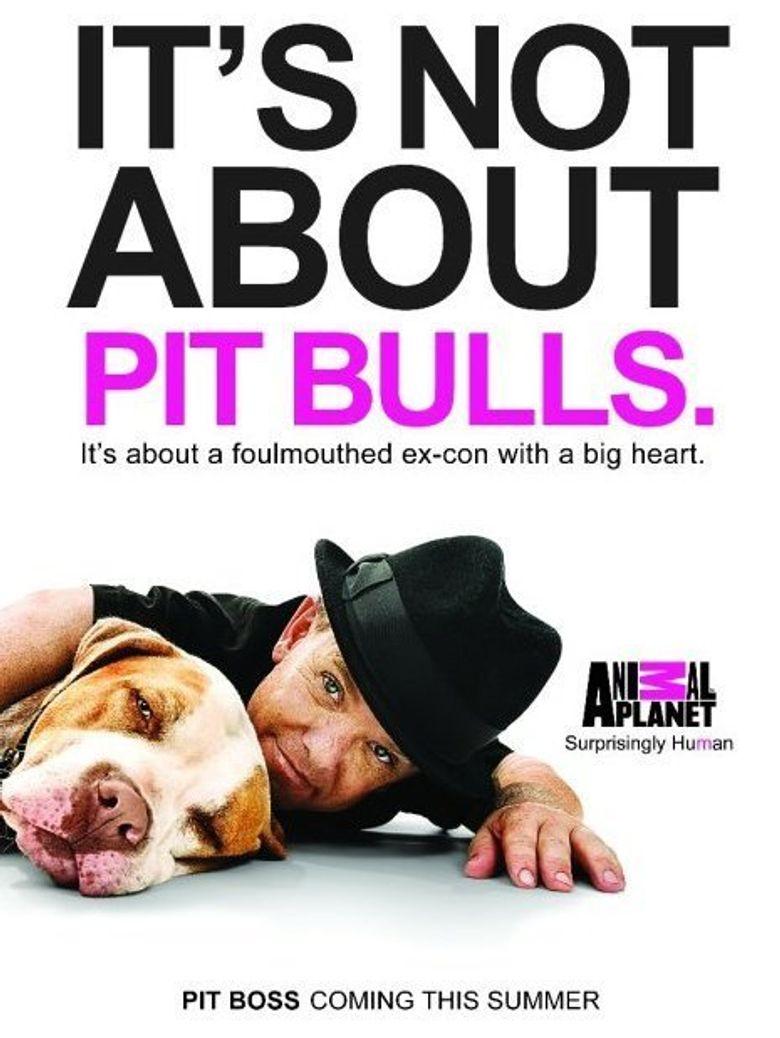 Pit Boss Poster