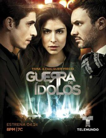 War of Idols Poster