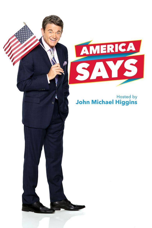 America Says Poster